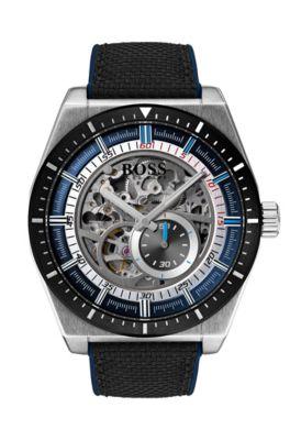 hugo boss watches for men buy classic designs online  Neue Boss Blau Schlafanzge Herren Outlet P 1085 #8