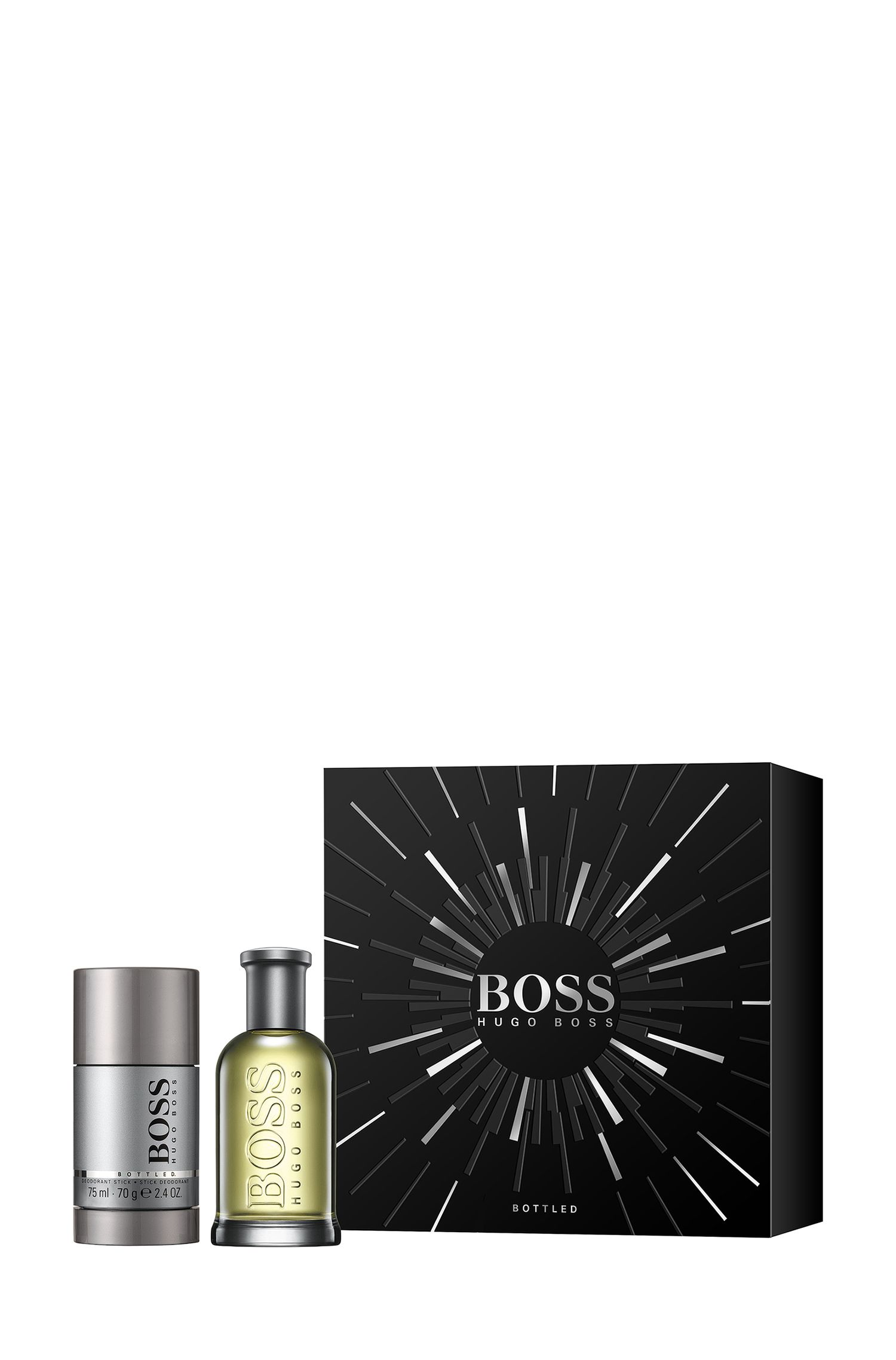 BOSS Bottled fragrance and deodorant gift set, Assorted-Pre-Pack