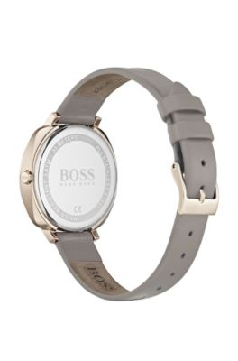 f669153a6 Elegant & Feminine Watches for You| HUGO BOSS Women