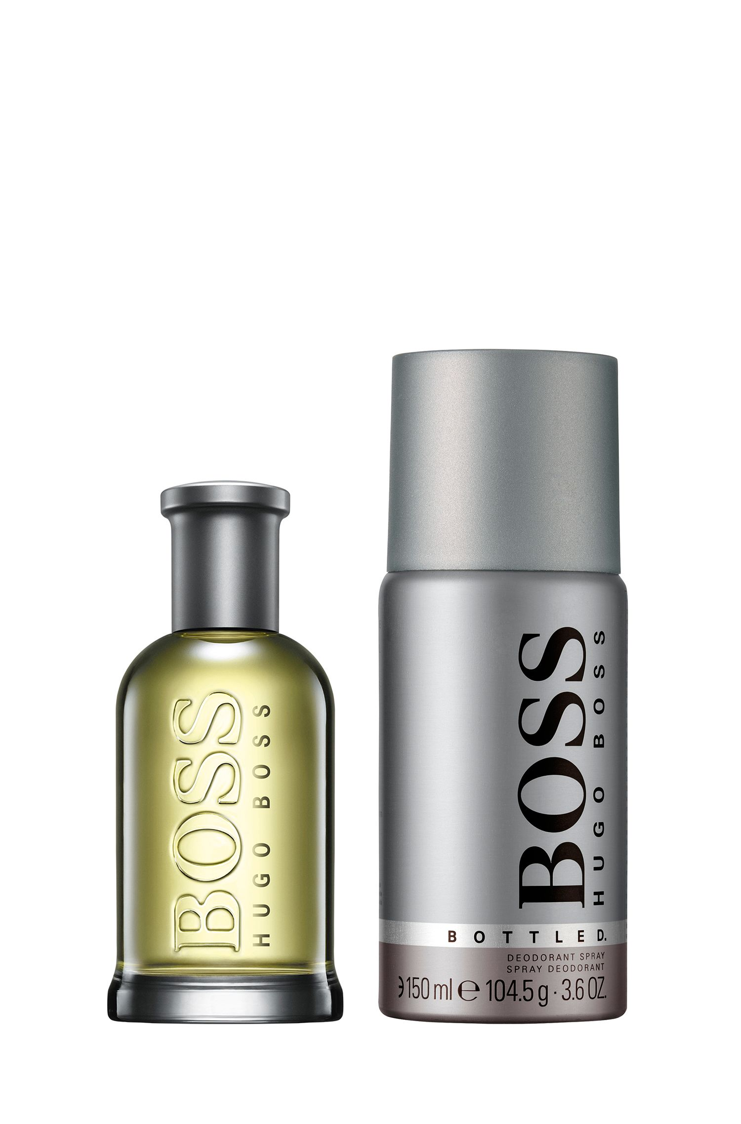 Cadeauset van BOSS Bottled met een eau de toilette en deodorant, Assorted-Pre-Pack