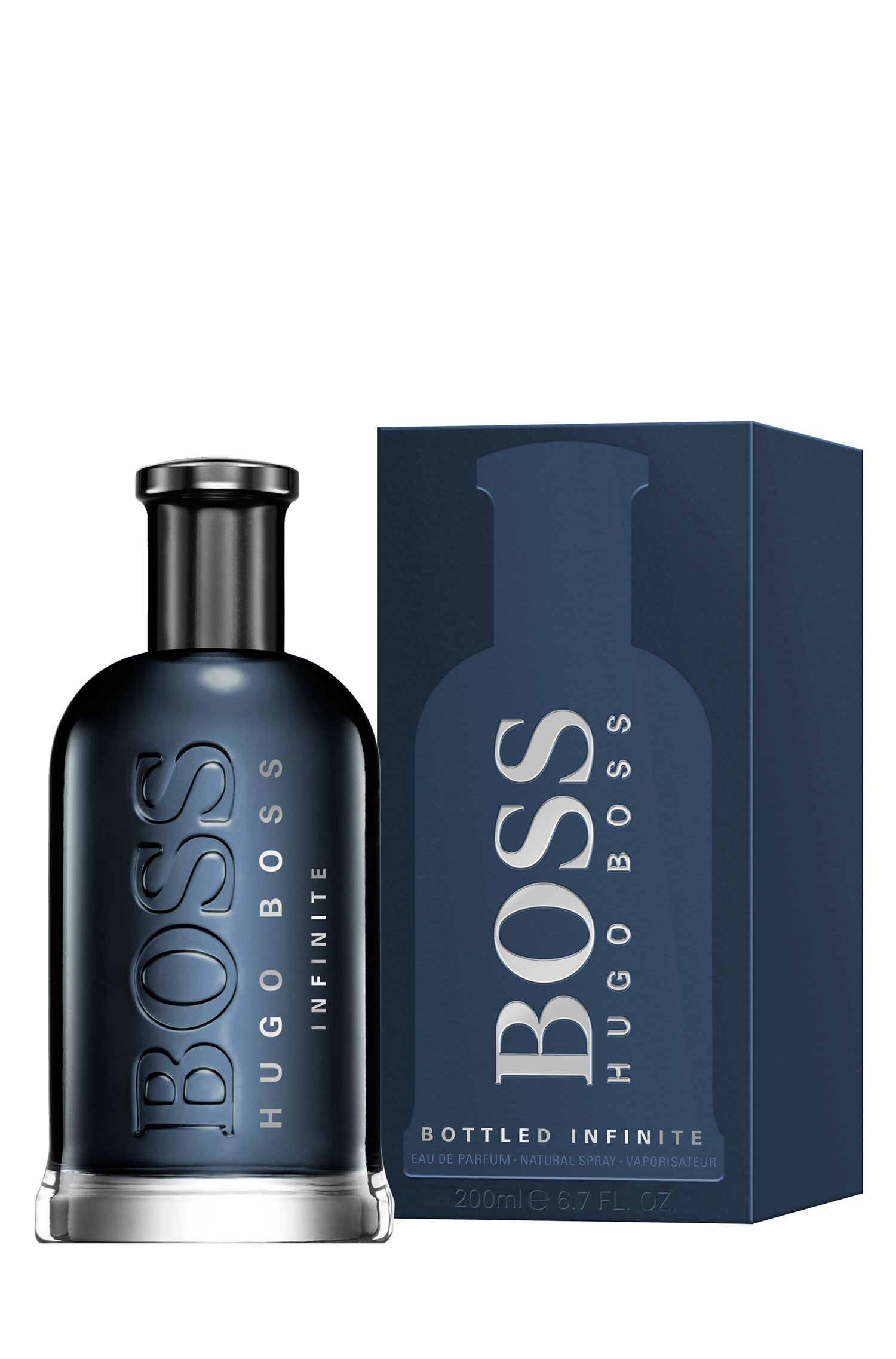 BOSS Bottled Infinite Eau de Parfum 200 ml, Assorted-Pre-Pack