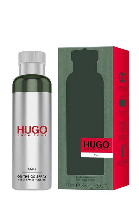 HUGO Man Eau de Toilette Reise-Spray, Assorted-Pre-Pack