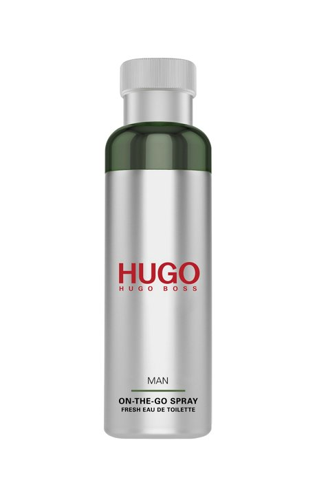 HUGO Man eau de toilette on-the-go spray, Assorted-Pre-Pack