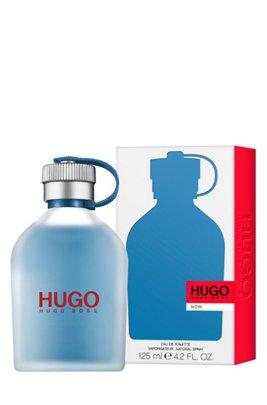 HUGO Now Eau de Toilette 125ml, Assorted-Pre-Pack
