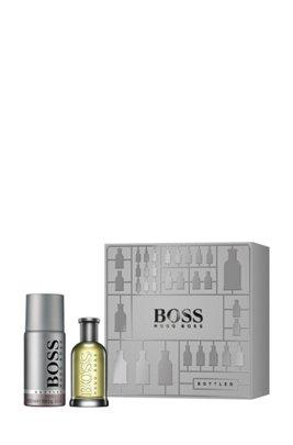 BOSS Bottled eau de toilette 50ml and deodorant set, Assorted-Pre-Pack