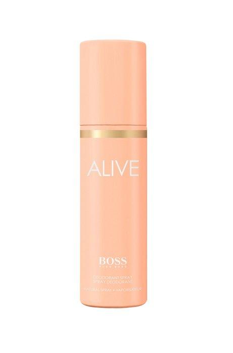 Deodorante spray BOSS Alive da 100ml, Rosa chiaro