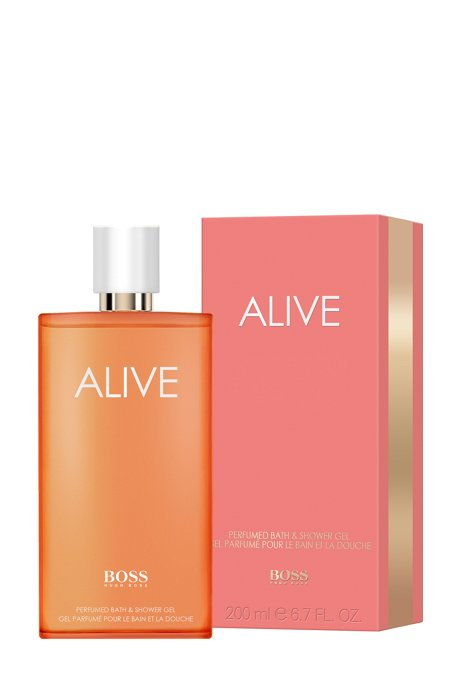 BOSS Alive douchegel 200 ml, Oranje