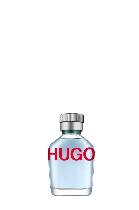 HUGO Man Eau de Toilette 40ml, Assorted-Pre-Pack