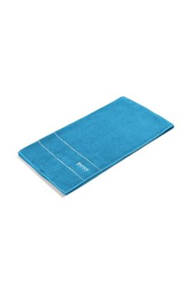 Serviette de toilette « PLAIN Serviette douch », Bleu