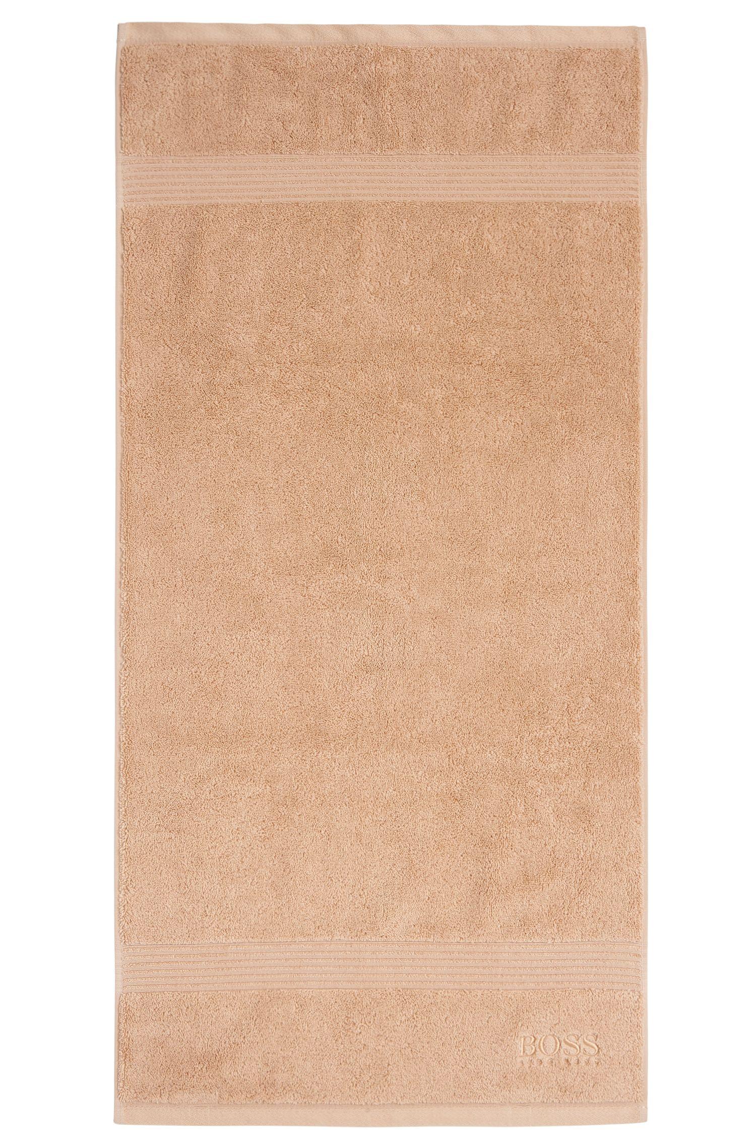 Handdoek 'Loft Serviette toile' van een katoenen frotté