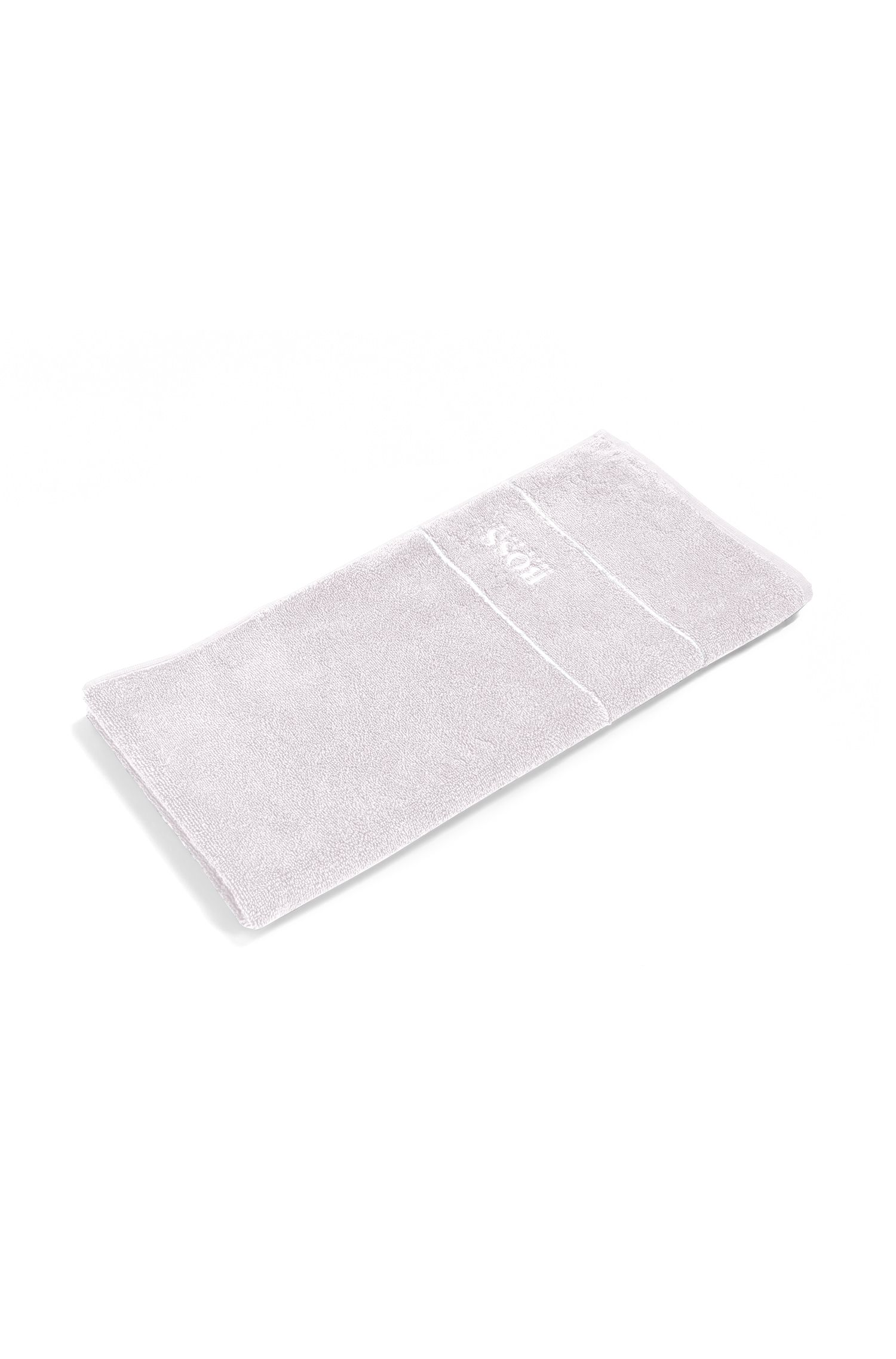 Hand towel 'PLAIN Serviette toile' in cotton terry