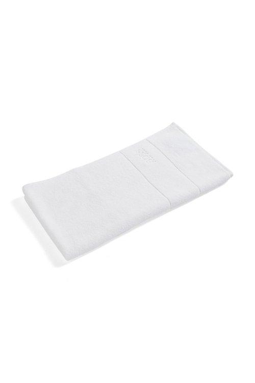 Hugo Boss - Handtuch aus feinster ägyptischer Baumwolle mit Logo-Bordüre - 1