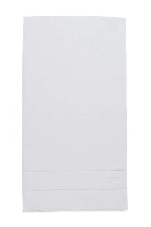 Hugo Boss - Handtuch aus feinster ägyptischer Baumwolle mit Logo-Bordüre - 2