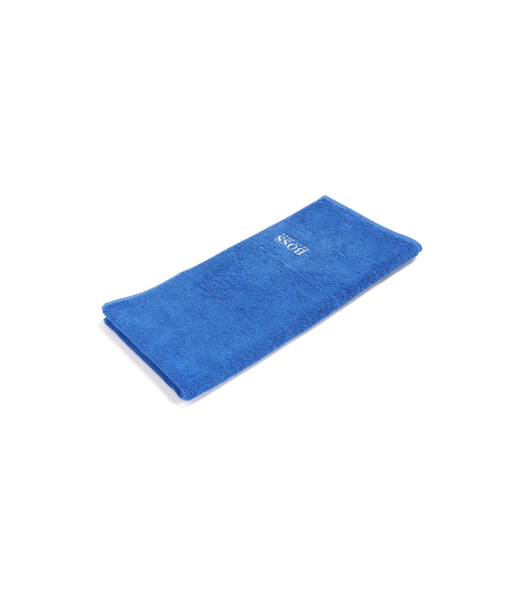 Toalla de mano en algodón egipcio de la máxima calidad con logo en el borde, Assorted-Pre-Pack