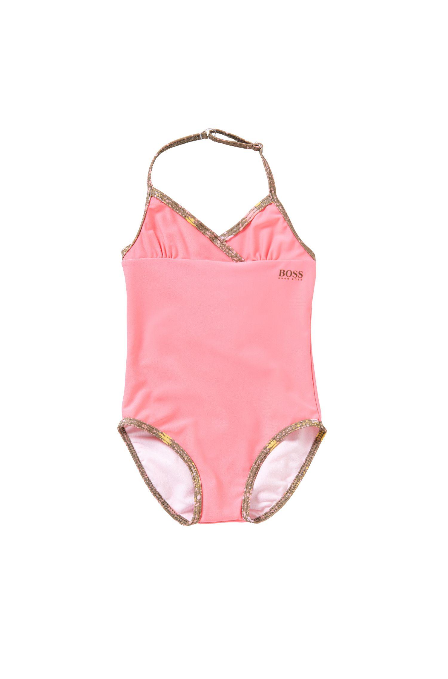 Baby-Badeanzug mit Neckholder-Träger: 'J00075'