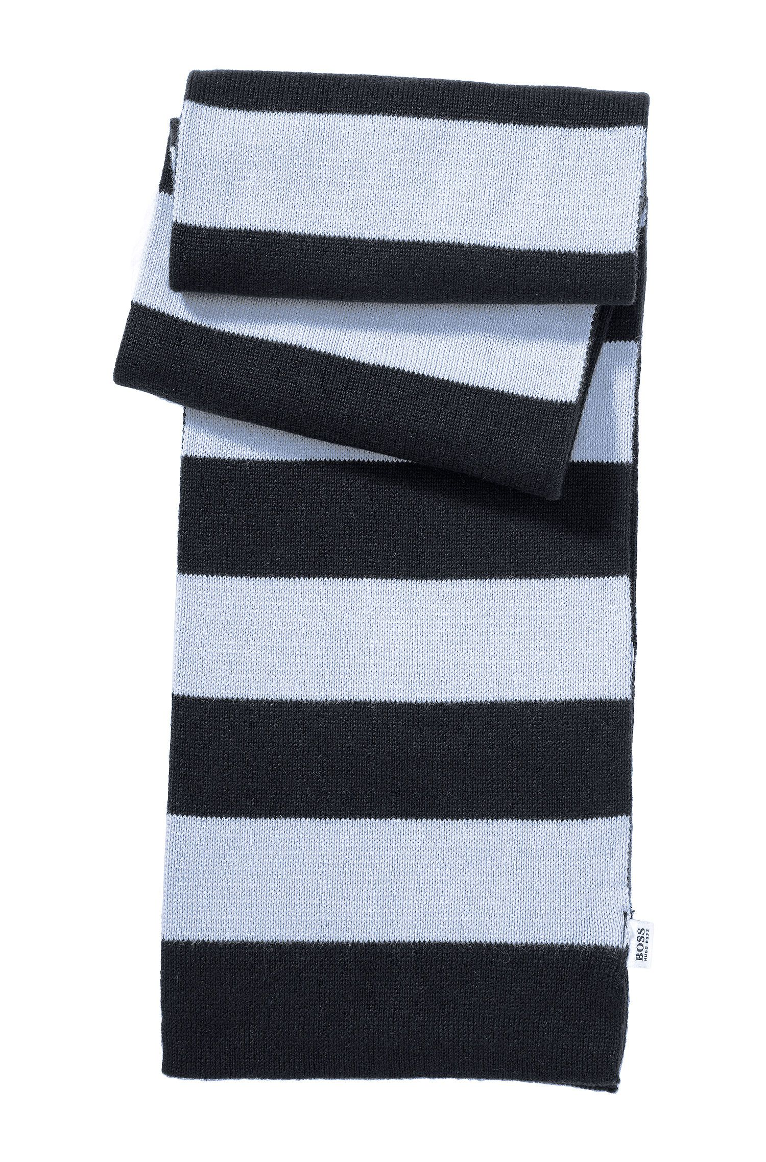 Kids-Strickschal ´J01053` aus Baumwolle