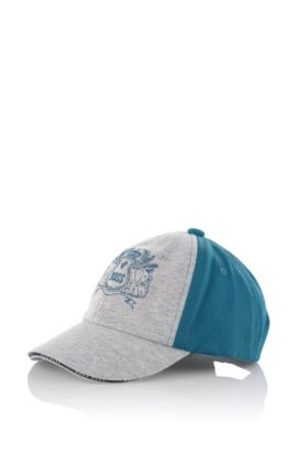Kids-Cap ´J01057` aus Baumwolle, Dunkelblau