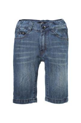 Jeans pour enfant «J04159» en coton, Fantaisie