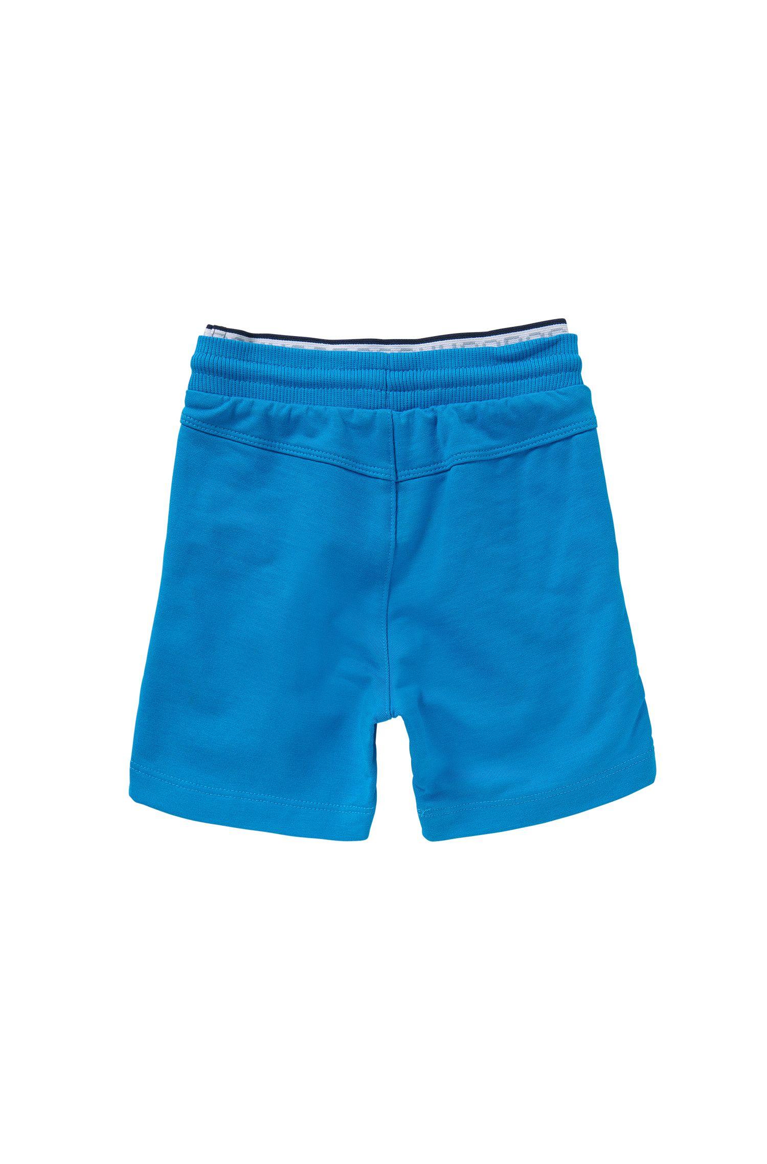Baby-Shorts aus Stretch-Baumwolle mit doppellagigem Bund: 'J04216'