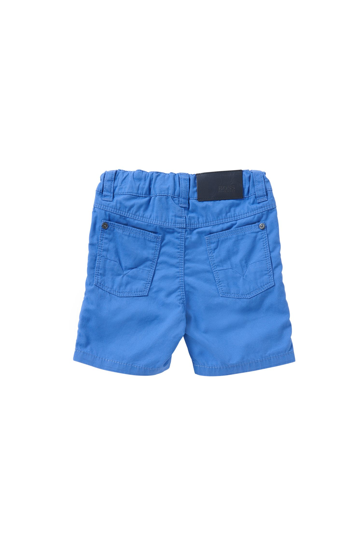 Regular-Fit Baby-Shorts aus Baumwolle: 'J04218'