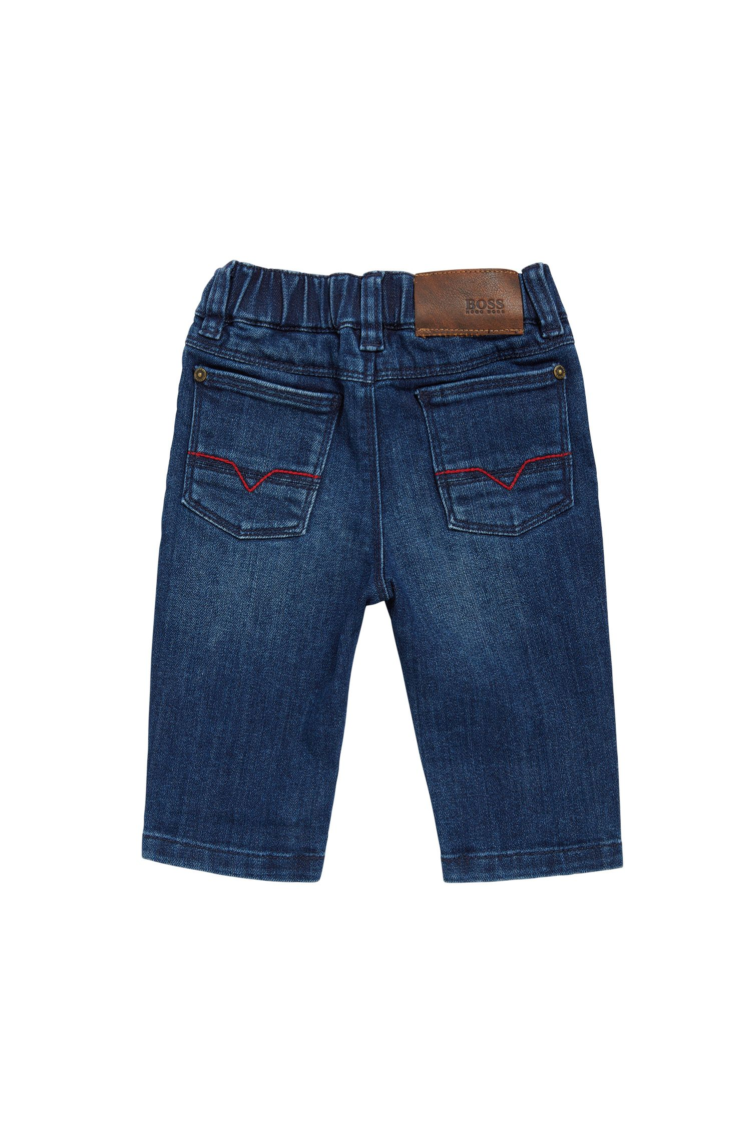 Jeans pour enfant Regular Fit, en coton : « Alabama »