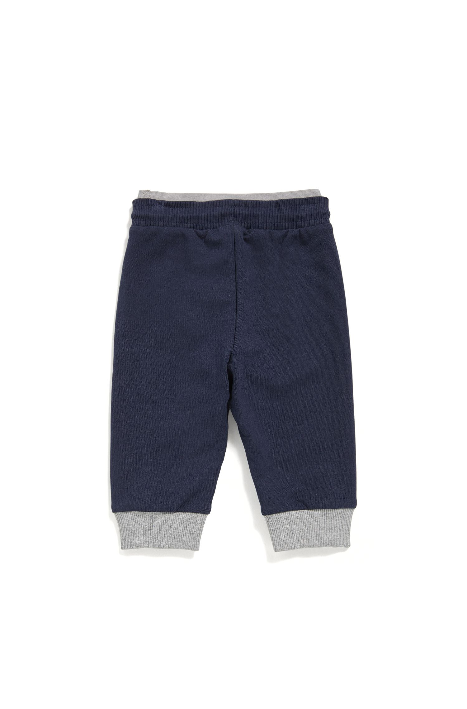 Pantalon d'intérieur pour enfant en douce polaire