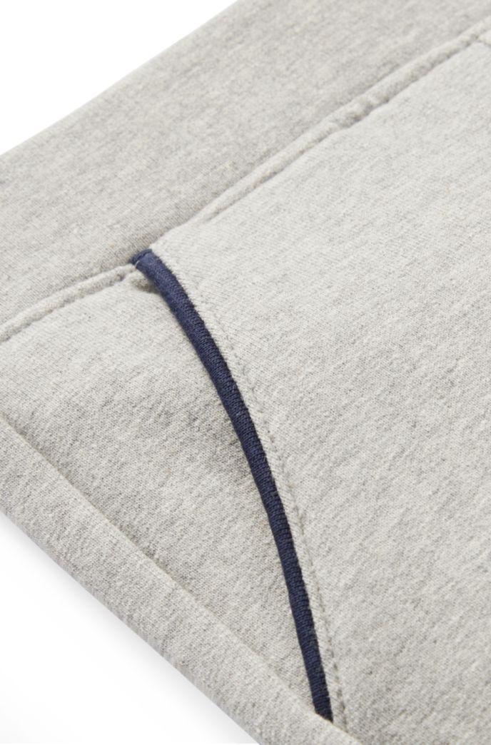 Pantalon de jogging pour enfant en molleton, avec logo imprimé en relief