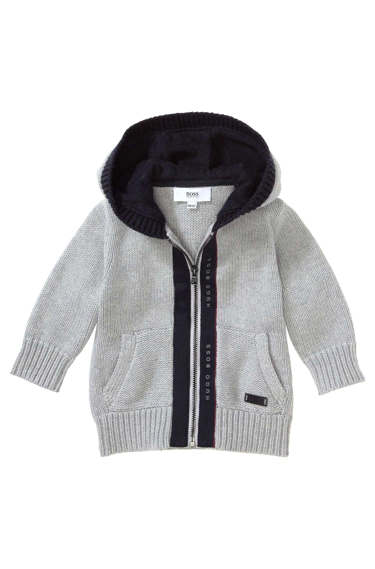 Kids Sweatshirt-Jacke ´J05331`
