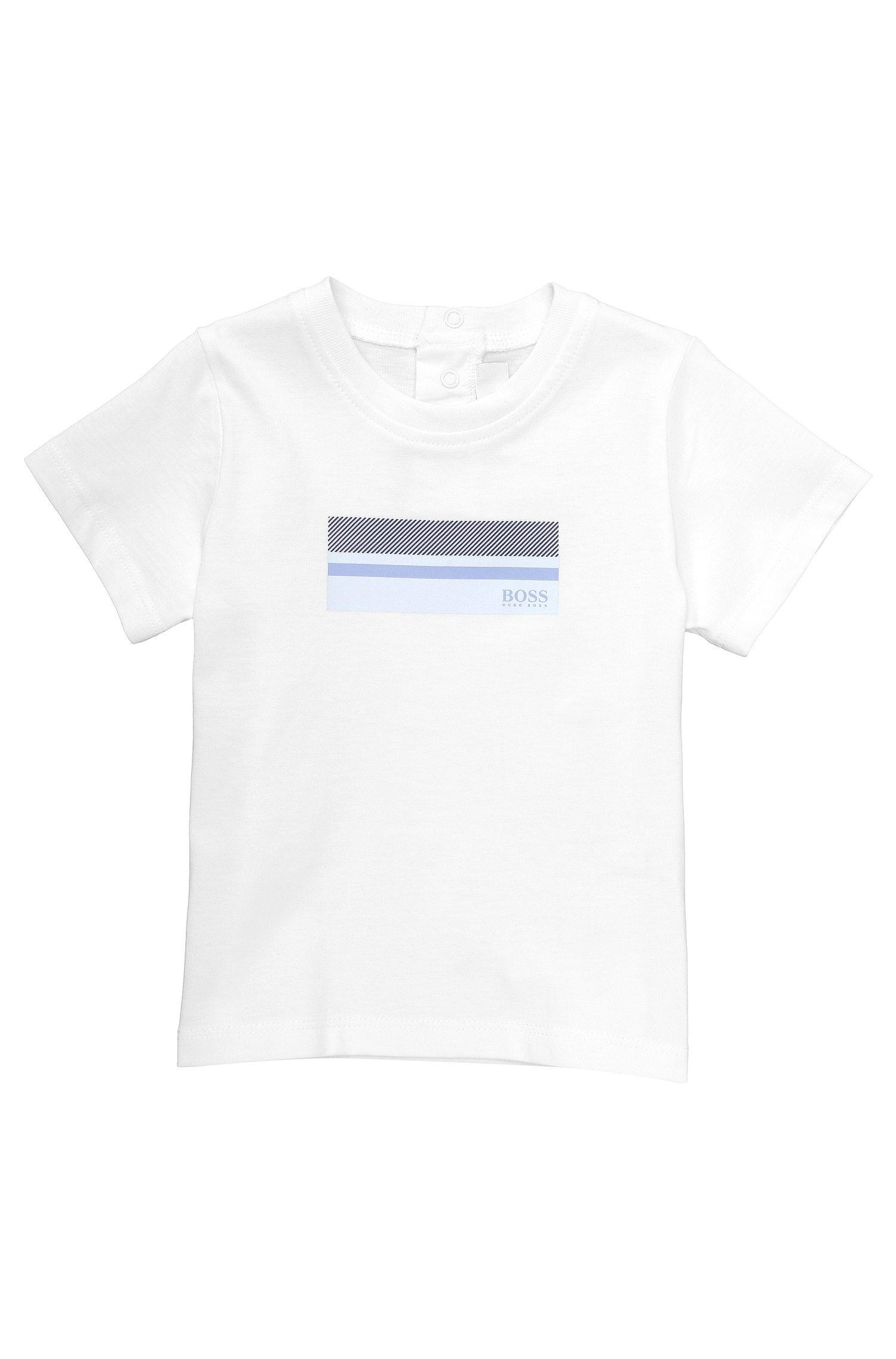 Kinder-T-shirt 'J05360' van katoen