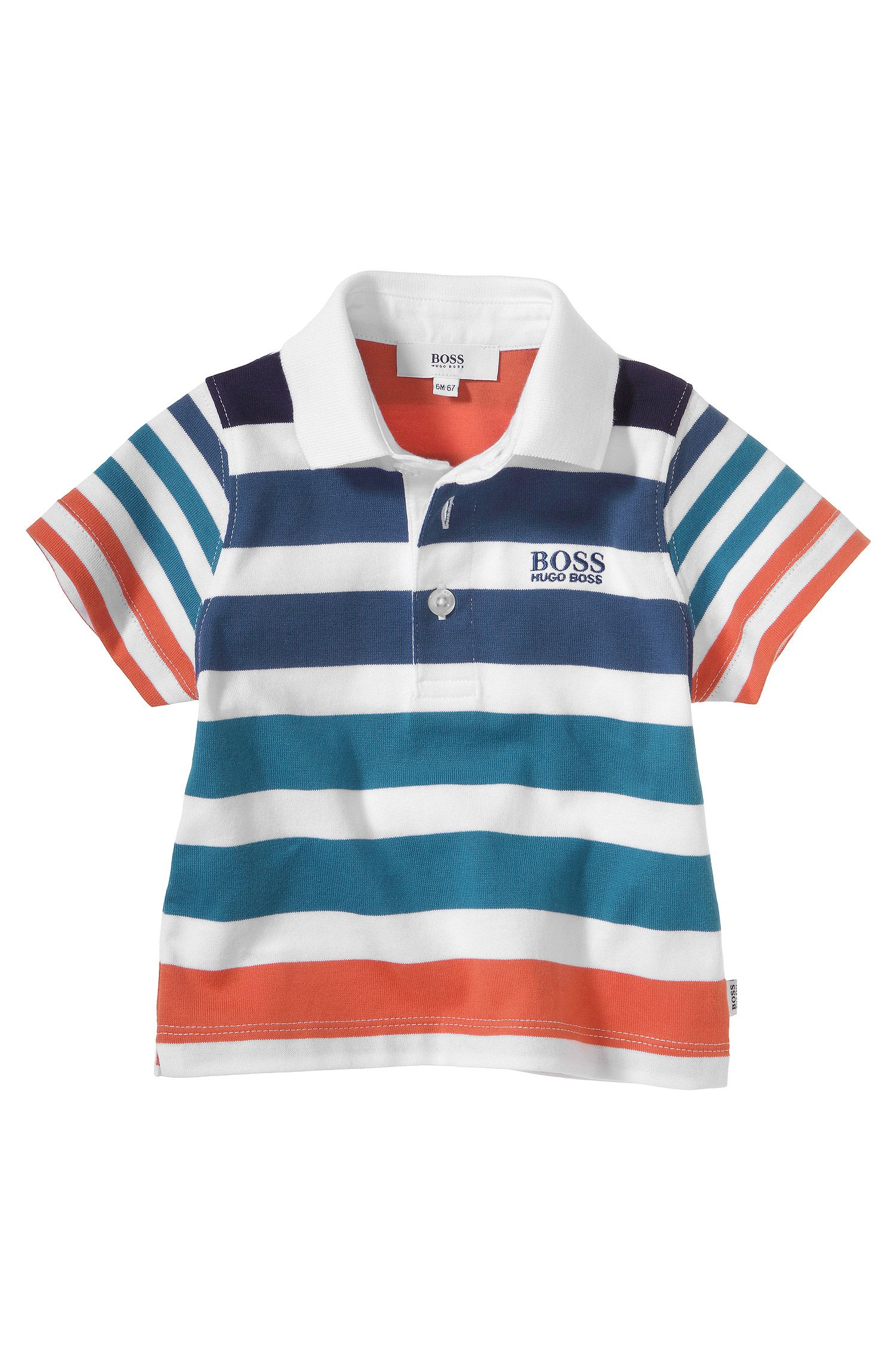 Polo pour enfant «J05369» en coton