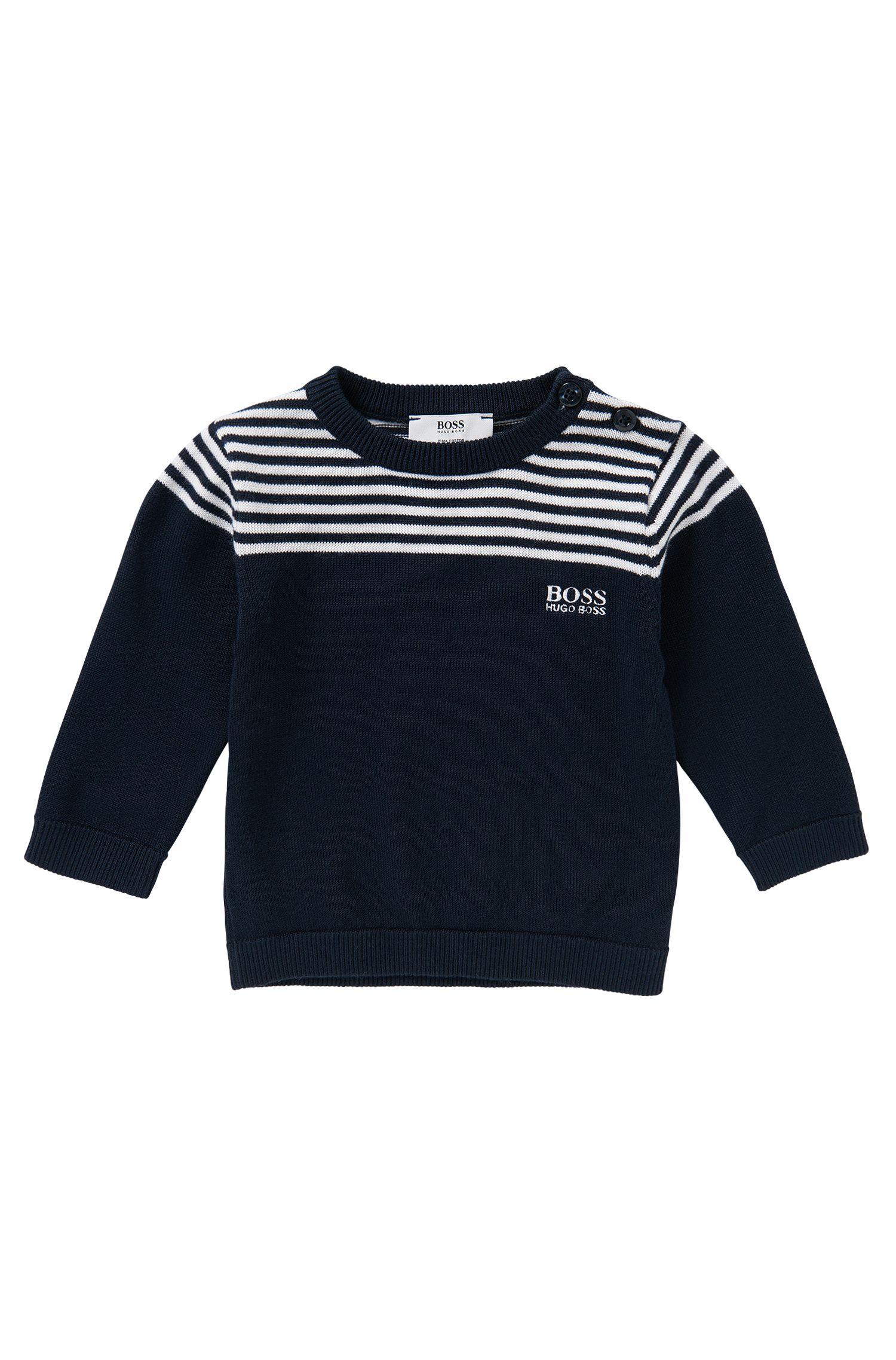 Pullover aus Baumwolle: 'J05417'