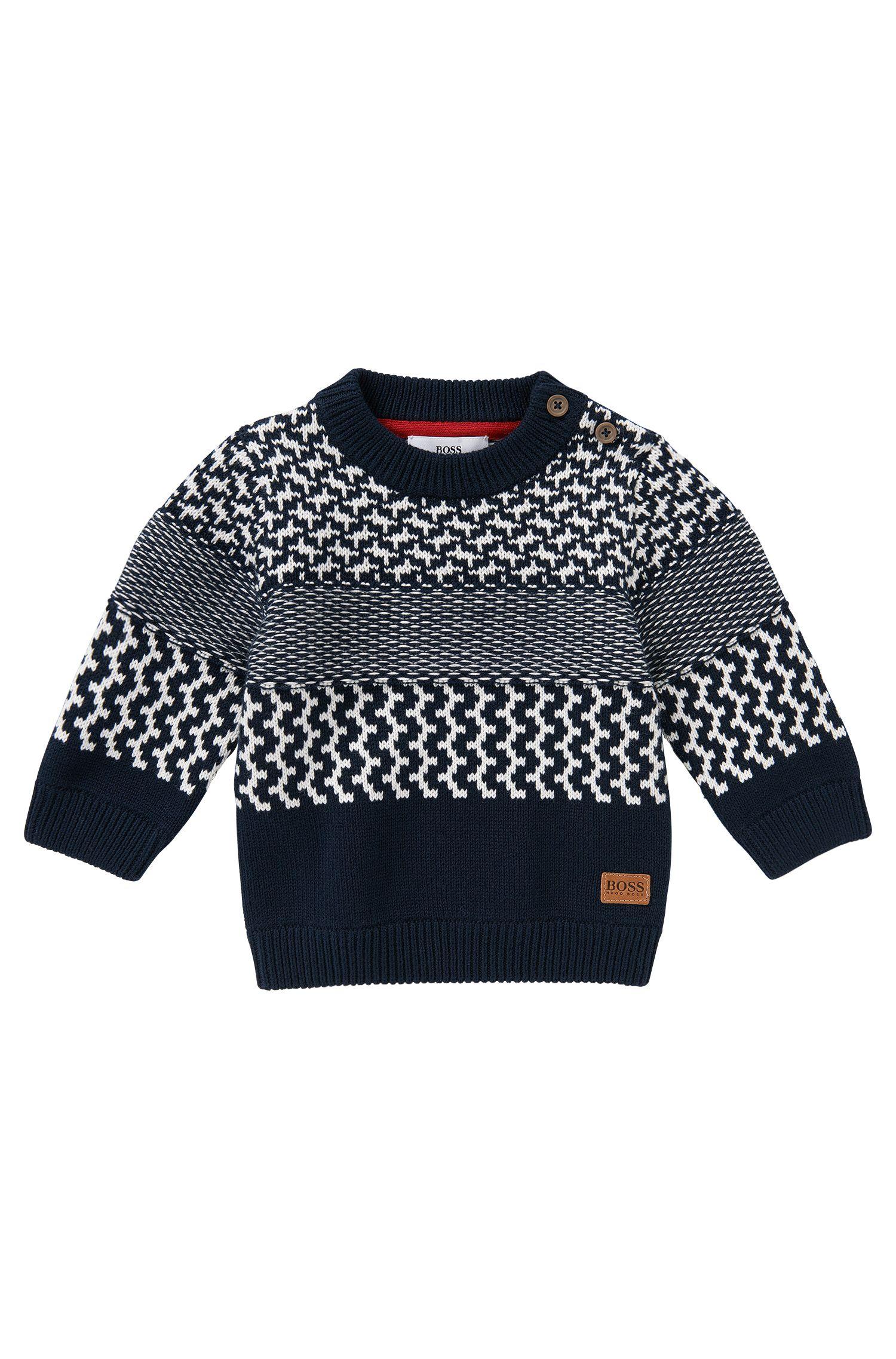 Pullover aus Baumwolle: 'J05420'