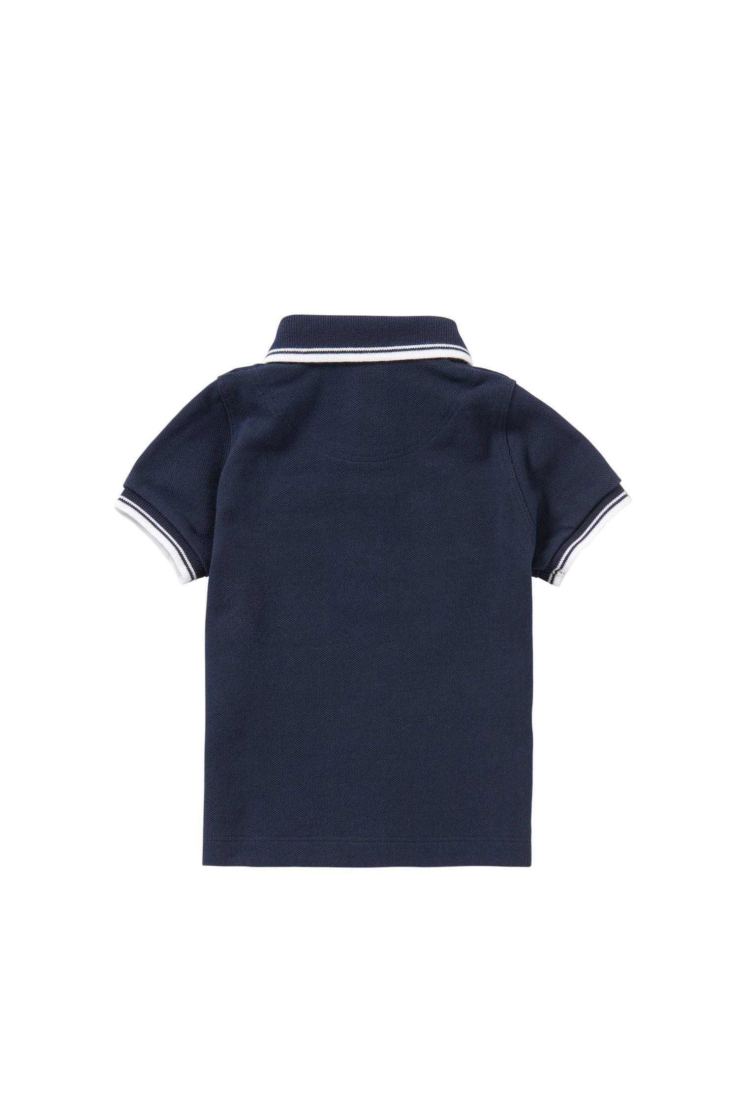 Polo pour bébé en coton: «J05440»