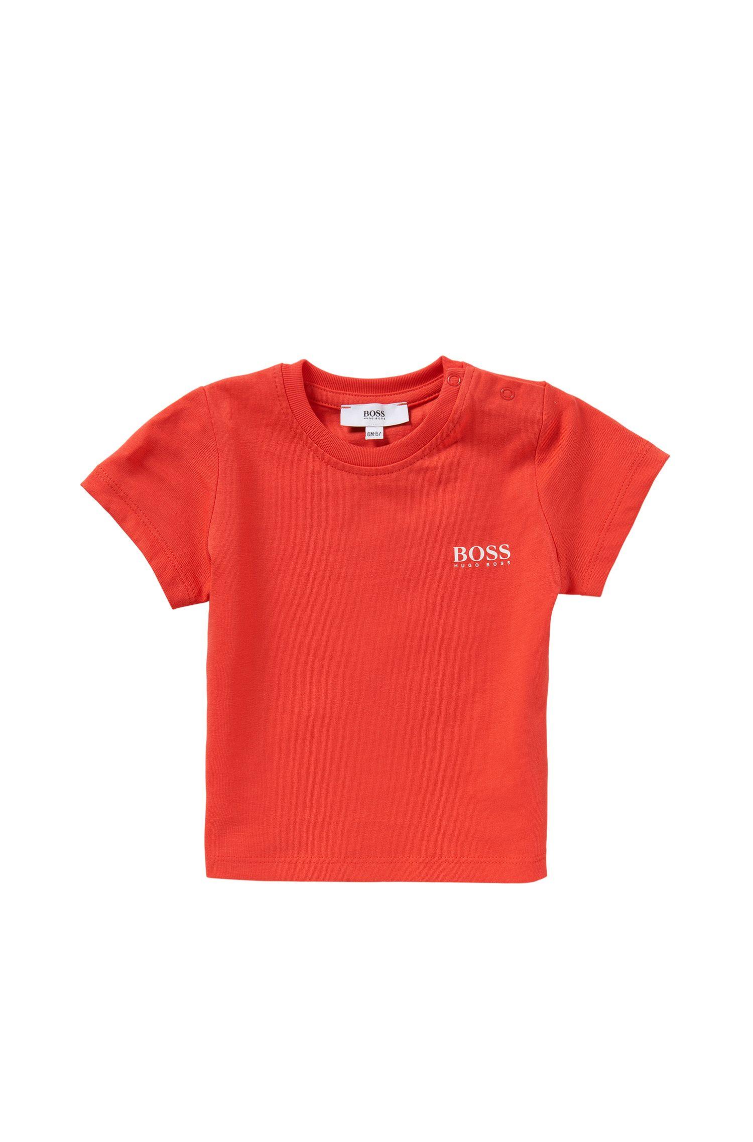 T-shirt da neonato in cotone: 'J05451'