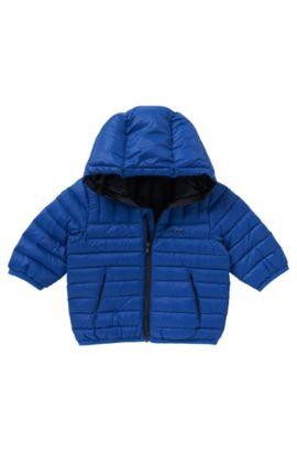 Jas van dons voor jongens: 'J06118 ', Blauw