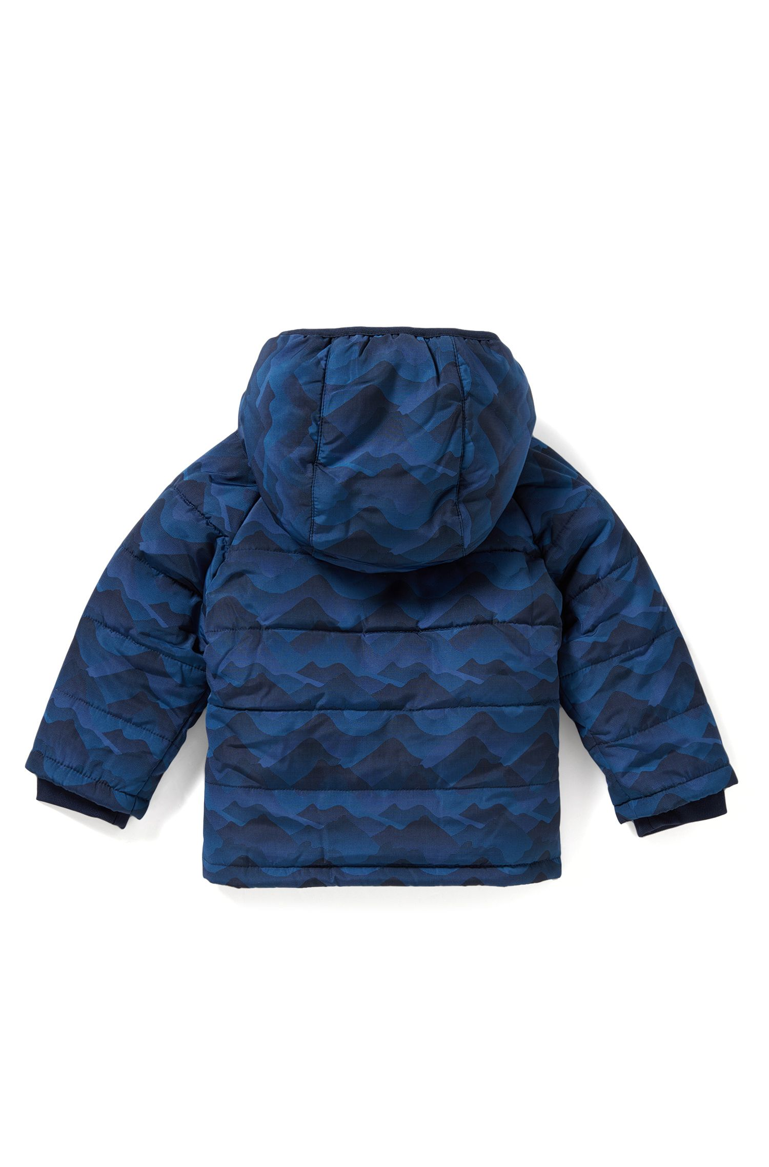 Veste rembourrée pour enfants Regular Fit
