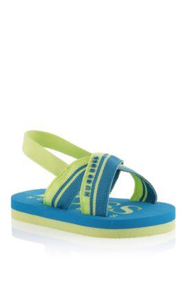 Sandales pour bébé «J09065», Bleu