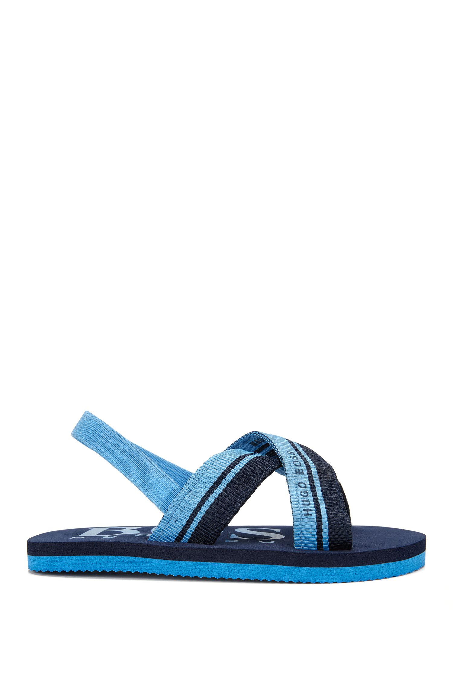Kids' sandals with elastic: 'J09088'