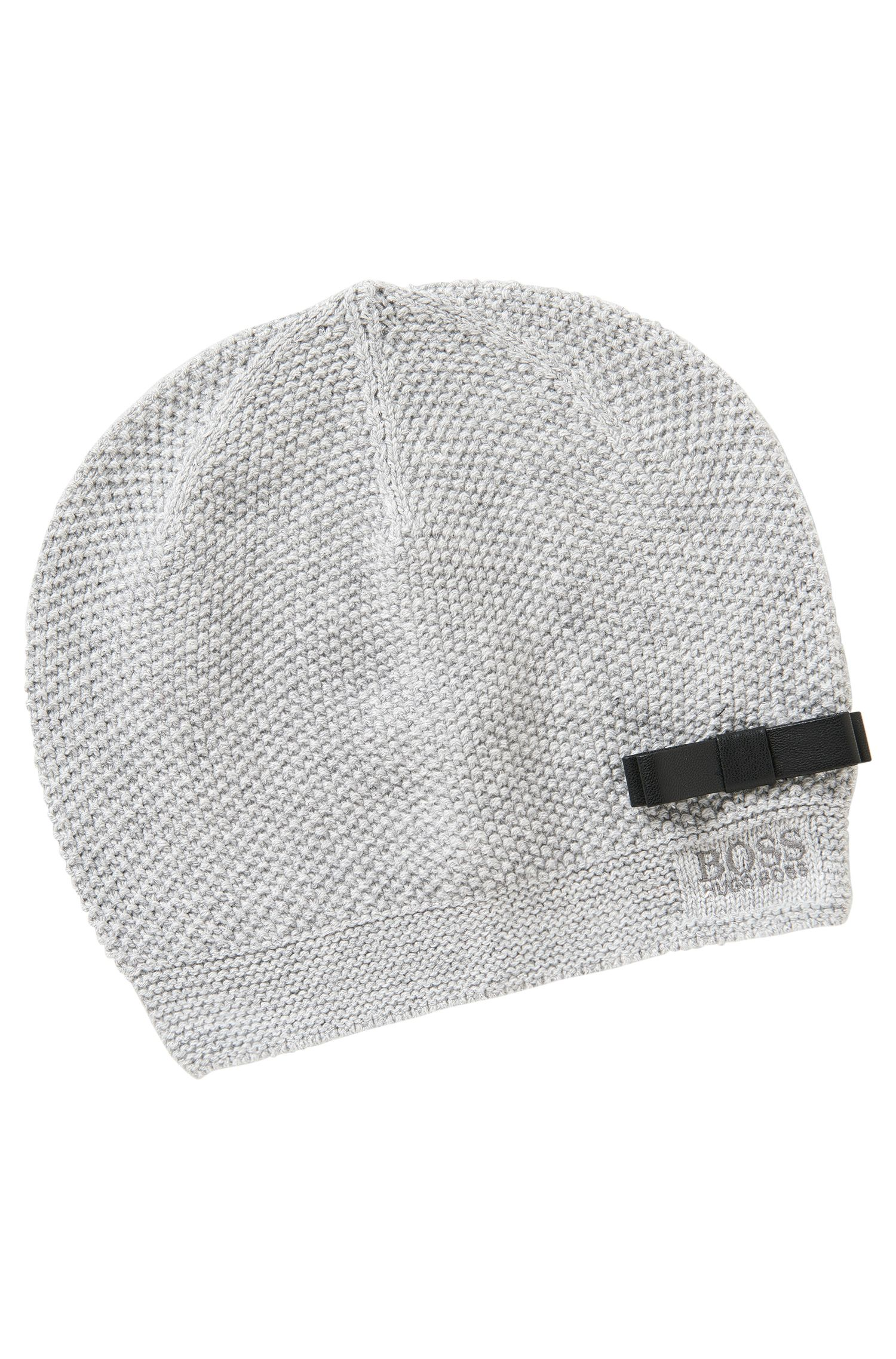 Kids-Mütze aus Baumwoll-Mix: 'J11065'
