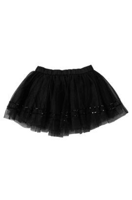 Jupe enfant: «J13077», Noir