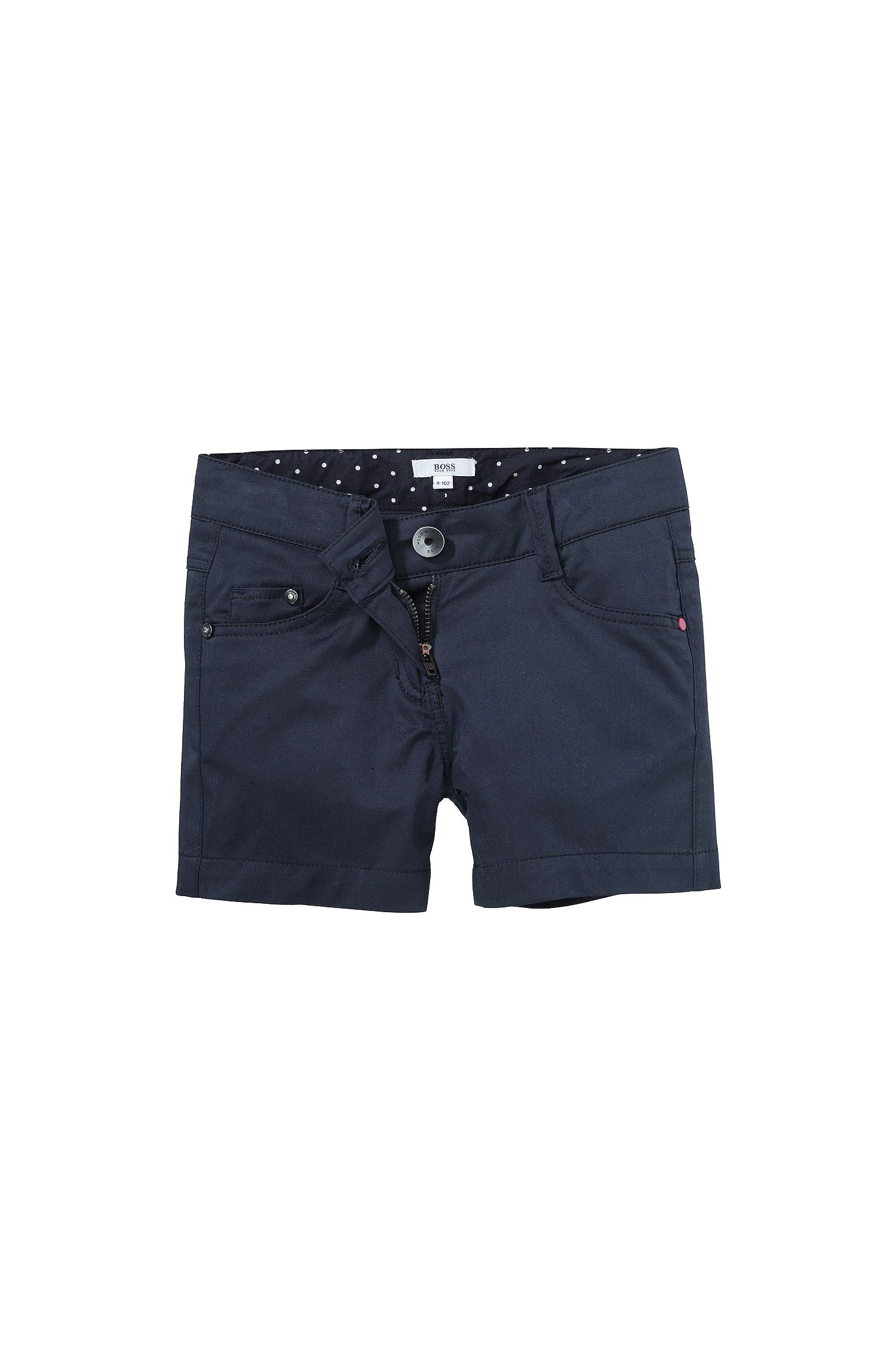 Kids-Shorts ´J14142` aus Baumwoll-Mix