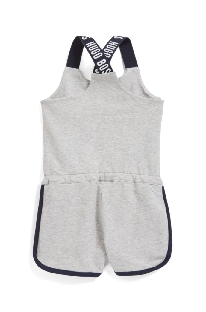 Kids-Overall aus French Terry