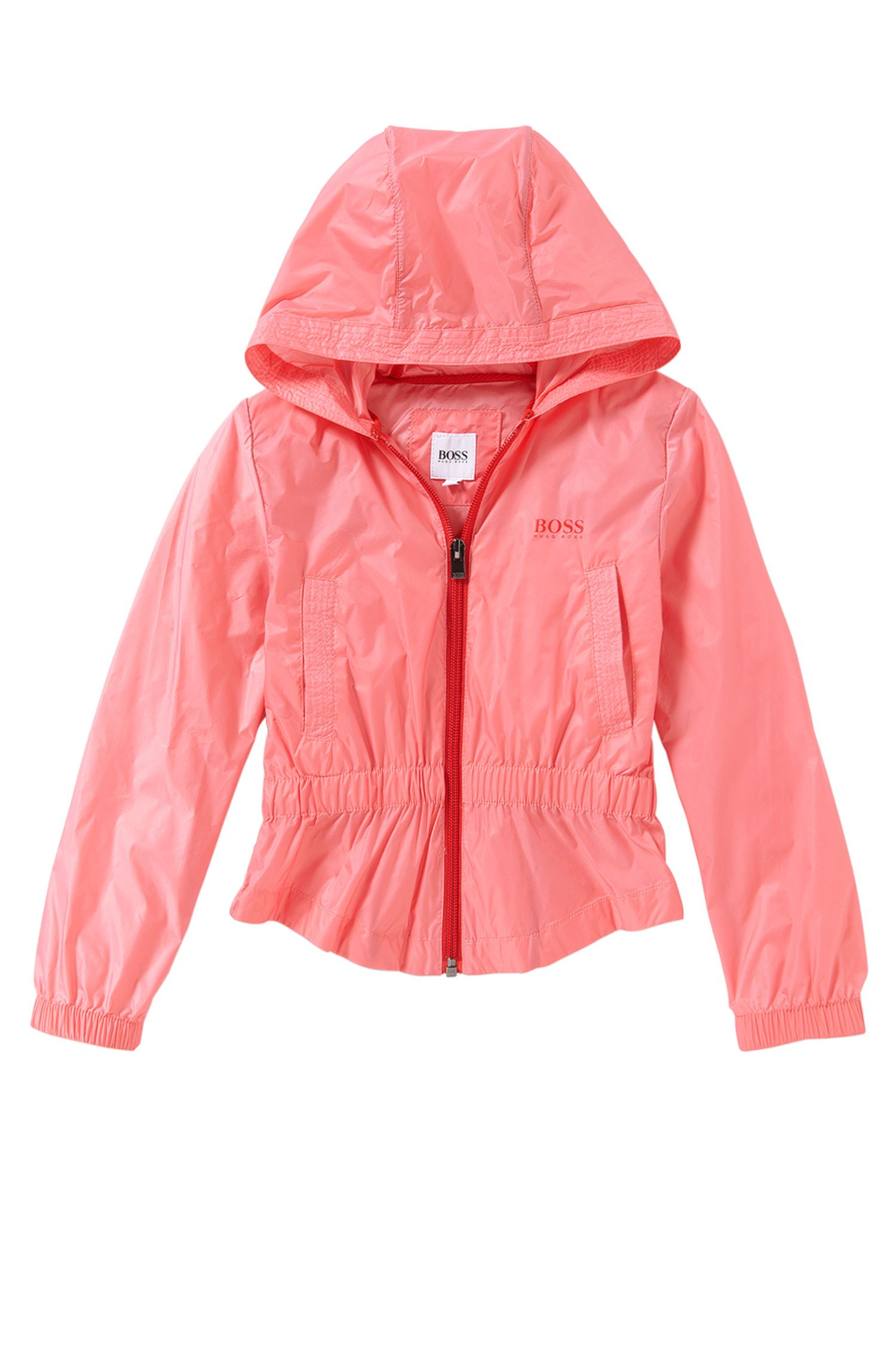 Kids' anorak with integrated stretch waistband: 'J16126'