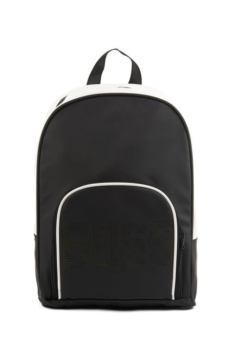 684c1b4975a BOSS - Kids' backpack with laser-cut logo