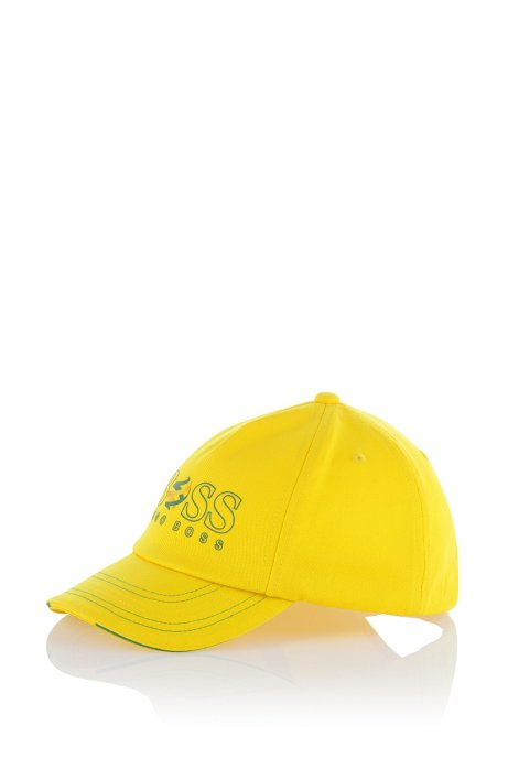Kids' cotton cap 'J21123', Patterned