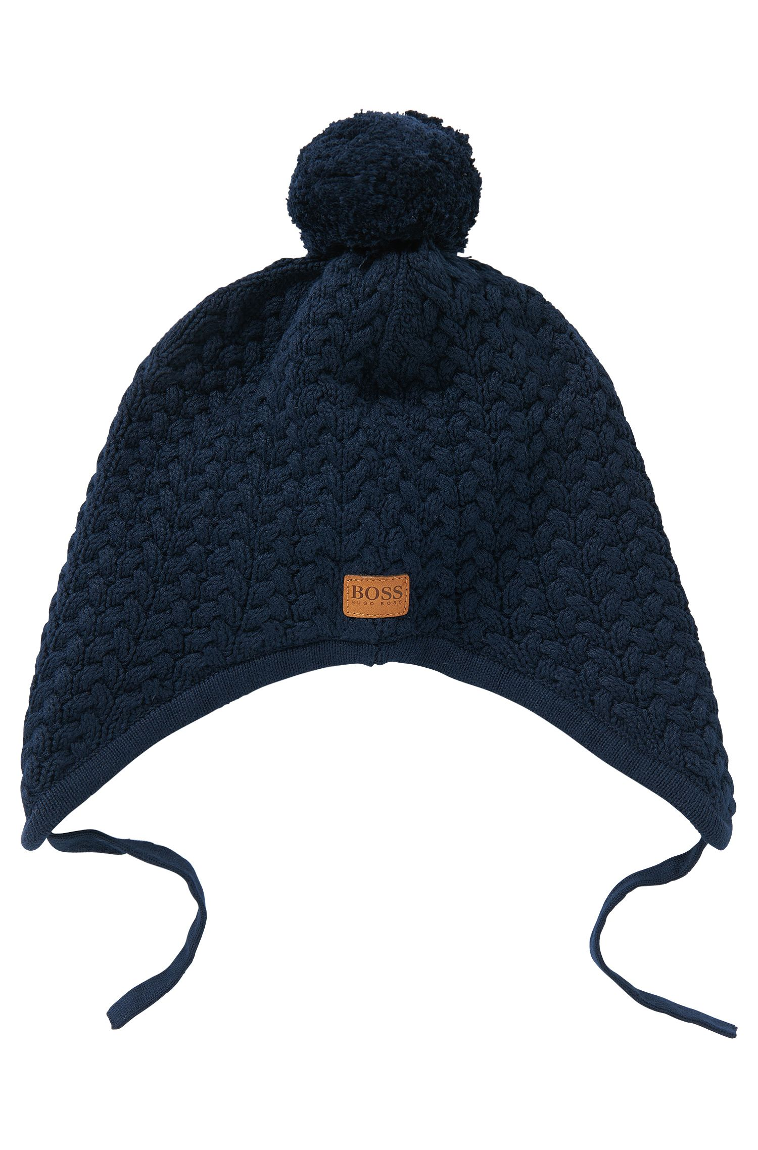 Ohrenmütze aus Baumwolle: 'J21147'