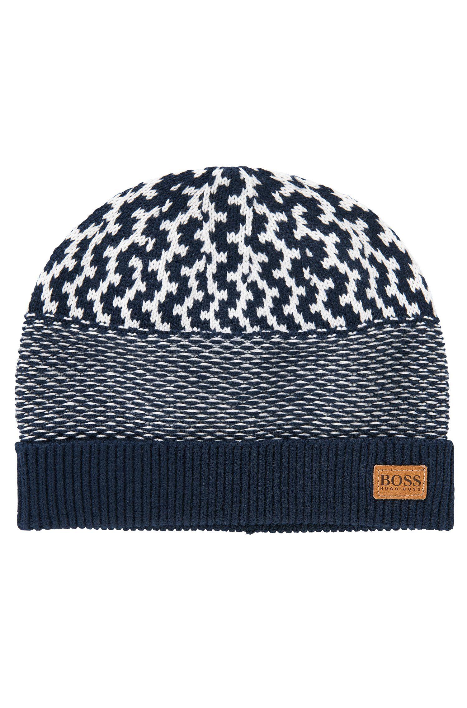 Mütze aus Baumwolle: 'J21152'