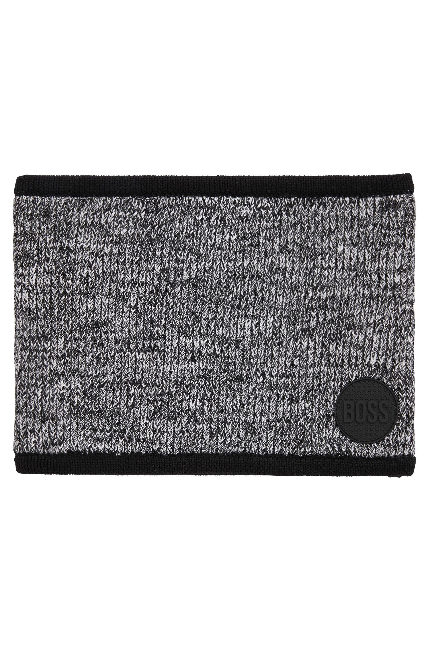Caperuza reversible para niños en puro algodón con detalle del logo, Fantasía