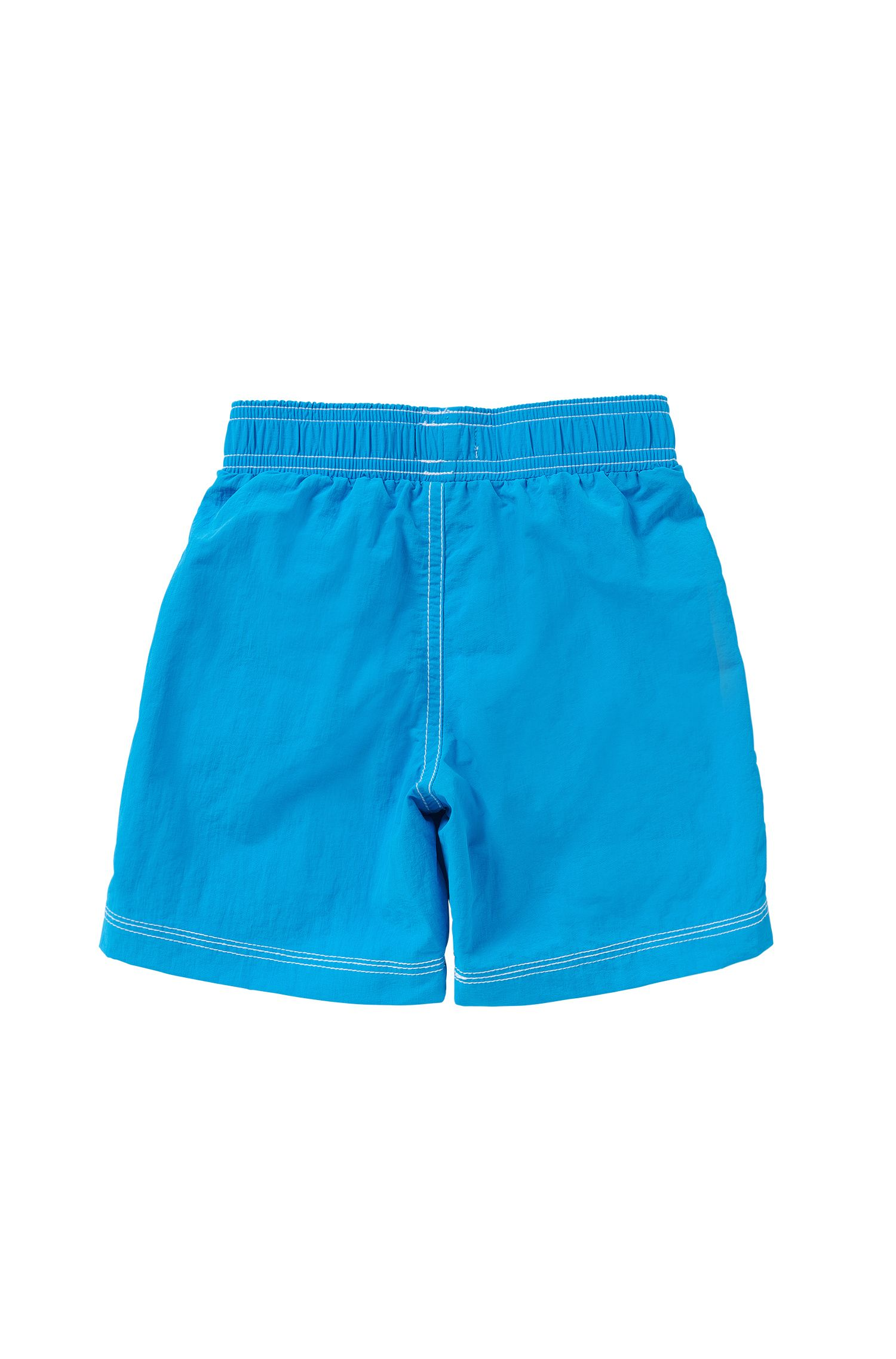 Kids' swim shorts with elastic waistband: 'J24U74'