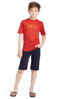 T-shirt pour enfant « J25670 » en coton, Fantaisie